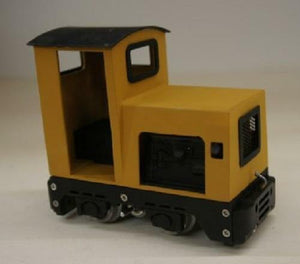 Ruston LAT IP engineering  kit 32mm SM32 garden railway - The Vale of Rheidol Railway