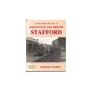 Railways in and around Stafford
