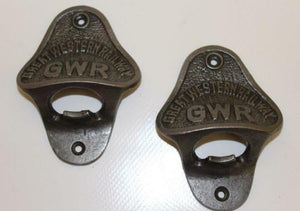GWR Bottle opener screws replica Great Western railway (one of)