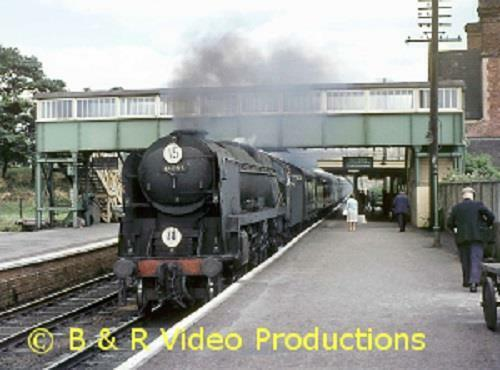 B&R DVD 212 Southern Steam Miscellany No.2 L&B IOW Ryde - The Vale of Rheidol Railway