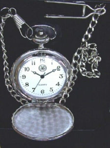 GWR pocket watch and chain replica - The Vale of Rheidol Railway