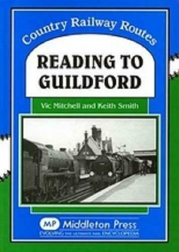 Reading to Guildford, Wokingham, Farnborough North, Country Railway Routes