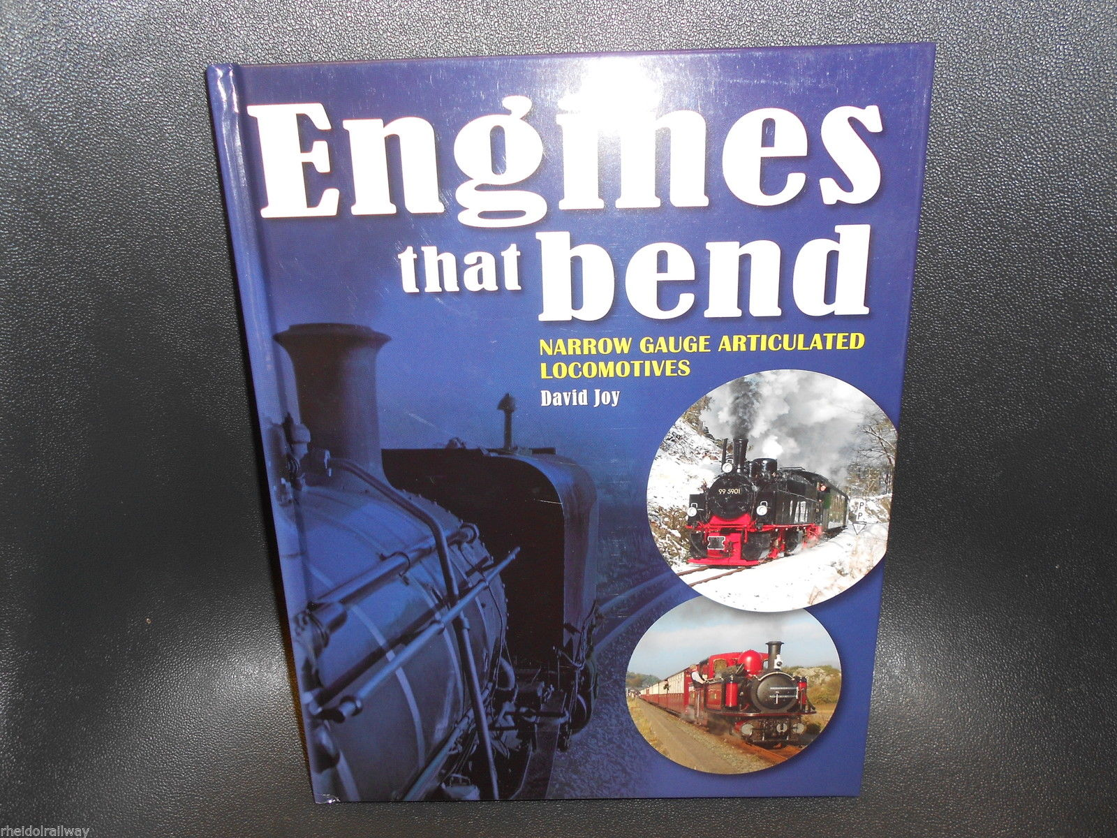 Narrow Gauge  Engines That Bend: Articulated Locomotives by David Joy... - The Vale of Rheidol Railway