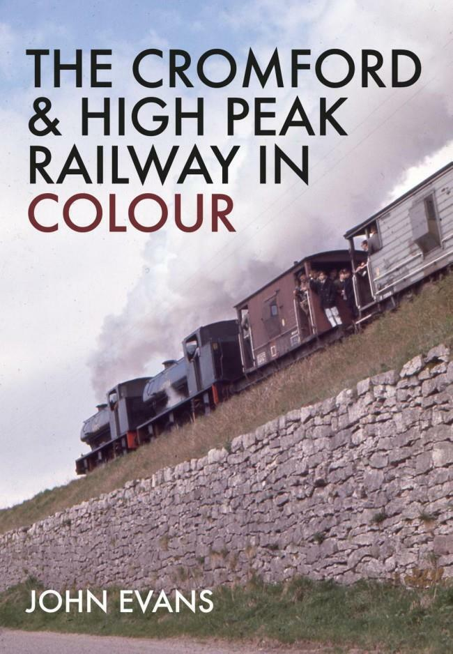 CROMFORD & HIGH PEAK RAILWAY IN COLOUR - The Vale of Rheidol Railway