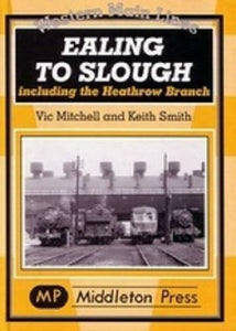 Ealing To Slough, Including Heathrow Branch, Western Main Lines - The Vale of Rheidol Railway