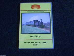 Portsmouth, Eastleigh Shed, Along Southern Lines Part 4, B & R Volume 165 DVD