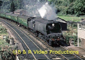 B&R DVD 209 Southern Steam Miscellany No.1 Barnstaple Bude Yeovil Okehampton - The Vale of Rheidol Railway