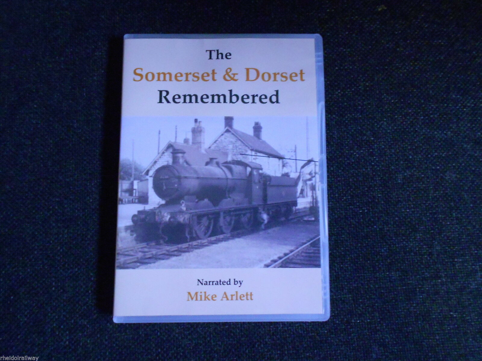 The Somerset & Dorset Remembered DVD