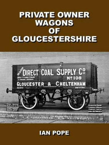 Private Owner Wagons Of Gloucestershire GWR - The Vale of Rheidol Railway