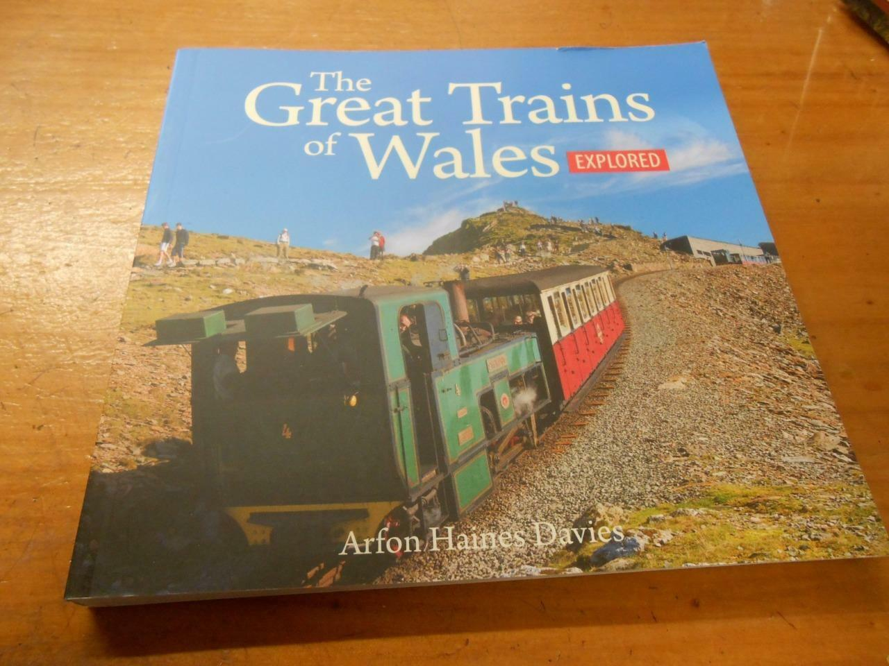 Great Trains of Wales Explored - Vale Rheidol FFestiniog Teifi Penrhyn Gwili - The Vale of Rheidol Railway