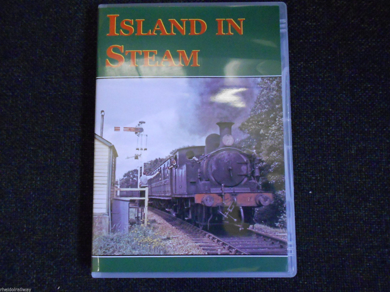 Island in Steam Cowes Shanklin Newport Ryde Sandown - The Vale of Rheidol Railway