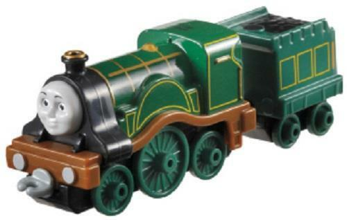 Emily TT adventures Thomas and friends