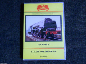 Glenfinnan Viaduct, Scotland, Steam Northbound, B & R Volume 8 DVD