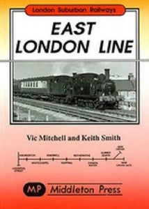 New Cross, Liverpool Street,East London Line - The Vale of Rheidol Railway