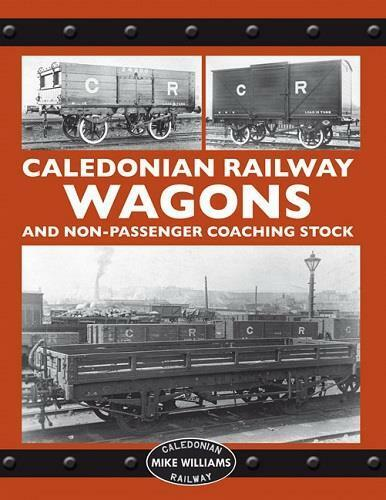 Caledonian Railway Wagons LMS Caley CR - The Vale of Rheidol Railway