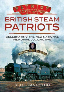 British steam patriots unknown warrior lms 455xx baby scot - The Vale of Rheidol Railway