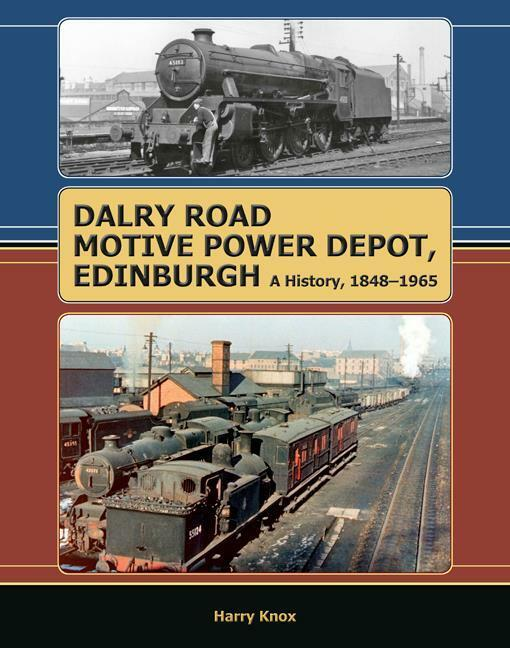 Dalry Road Motive Power Depot - The Vale of Rheidol Railway
