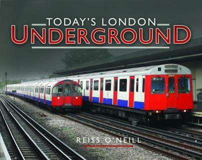 Today's London Underground tube, circle bakerloo piccadilly jubilee victoria - The Vale of Rheidol Railway