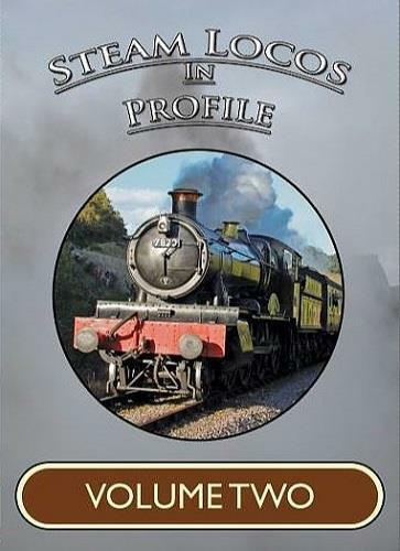 Steam Locos in Profile Volume 2 - Manors and Halls, 28xx, Vale of Rheidol - DVD - The Vale of Rheidol Railway