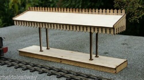 Ip engineering,single track canopy kit,16mm garden railway SM32 LGB