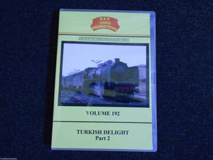 Turkish Delight Part 2, B & R Volume 192 DVD Zonguldak Konya Burdur Izmir