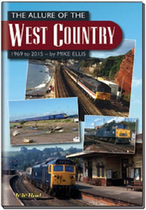 The Allure of the West Country - 1969 to 2015 by MIKE ELLIS DVD - The Vale of Rheidol Railway