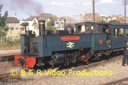 Tyseley VOR NCB  Barry france Steam Still at Work after August 1968 B&R DVD 217