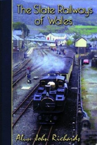 slate railways of Wales - The Vale of Rheidol Railway