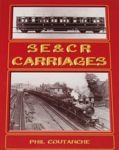 SE & CR Carriages South Eastern Chatam Railway SECR