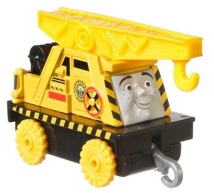 Kevin Trackmaster push along Thomas and friends die cast Fisher Price