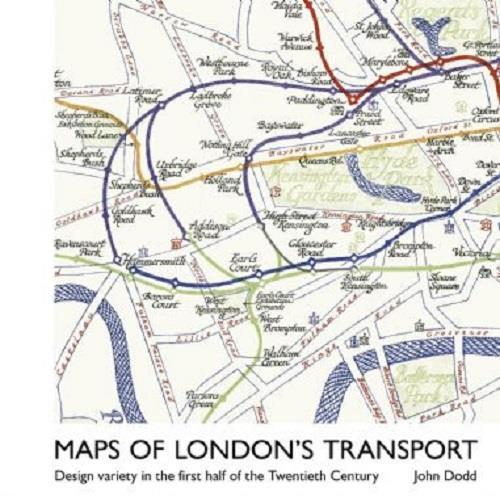 Maps of London's Transport Underground Bus Green Line Tram Main Line suburban
