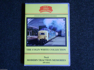 Weymouth Tramway, Kestrel, No. 6  Modern Traction Memories, B & R Volume 16 DVD - The Vale of Rheidol Railway