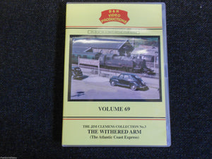 Exeter, Barnstaple, The Withered Arm (The Atlantic Coast Express) B&R Vol 69 DVD