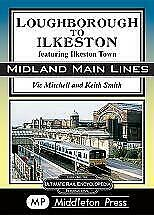 Loughborough To Ilkeston Town, Midland Main Lines