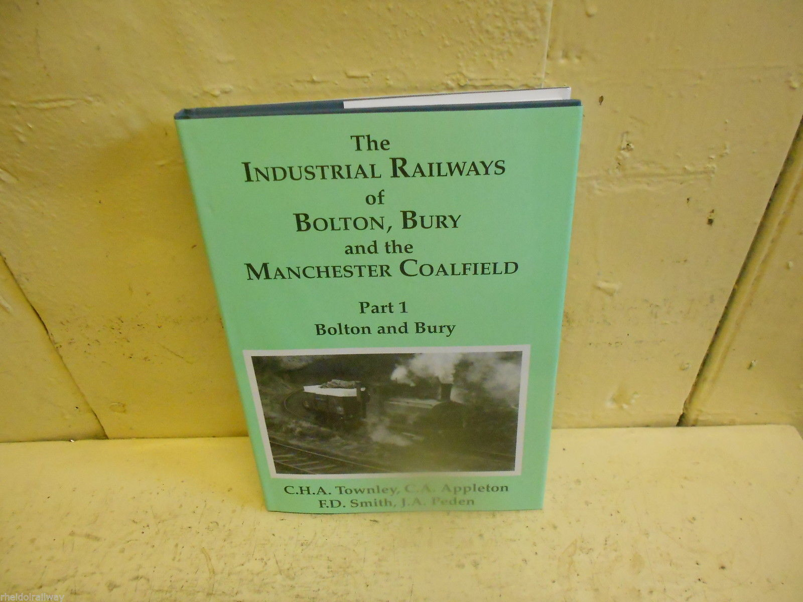 The Industrial Railways of Bolton, Bury and the Manchester Coalfield: Pt. 1:... - The Vale of Rheidol Railway