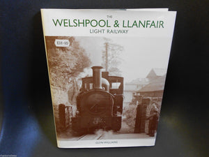Welshpool,Llanfair Light Railway Glyn Williams llanfair Caereinion narrow gauge