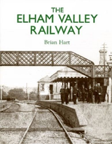 Elham Valley railway Brian Hart - The Vale of Rheidol Railway