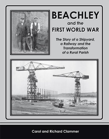 Beachley and the First World War : Shipyard, Railway Gloucestershire - The Vale of Rheidol Railway