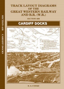 CARDIFF  DOCKS railway track plans GWR BR (W) - The Vale of Rheidol Railway