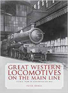 Great Western Locomotives on the Main Line - GWR Edwardian Railway Scenes