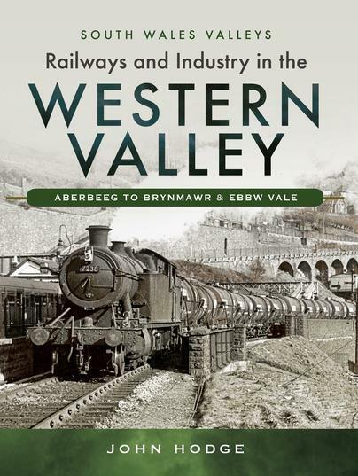 Railways and Industry in the Western Valley ) Aberbeeg  Brynmawr Ebbw Vale - The Vale of Rheidol Railway