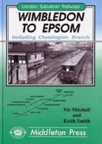 Wimbledon to Epsom, Chessington Branch, Ewell West, London Suburban Railways - The Vale of Rheidol Railway