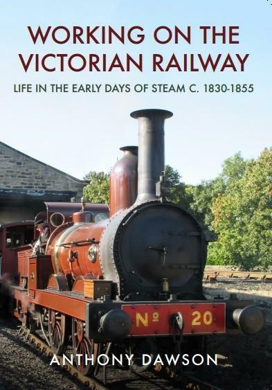 WORKING ON THE VICTORIAN RAILWAY LIFE IN THE EARLY DAYS OF STEAM - The Vale of Rheidol Railway