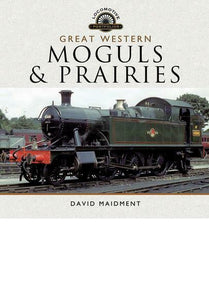 Great Western Moguls and Prairies 61xx 45xx 53xx 93xx etc