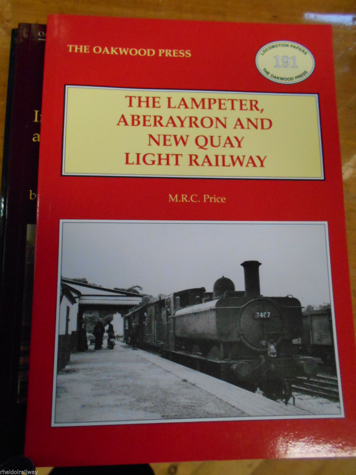 Lampeter, Aberayron, New Quay Light Railway Aberaeron GWR West Wales - The Vale of Rheidol Railway