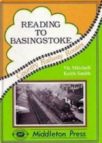 Reading to Basingstoke, Mortimer, Country Railway Routes - The Vale of Rheidol Railway