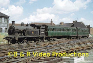 B&R DVD 224 Southern Steam Miscellany No.4 Waterloo Winchester Withered Arm - The Vale of Rheidol Railway