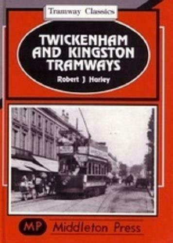 Twickenham And Kingston Tramway Classics, Surbiton, Wimbledon