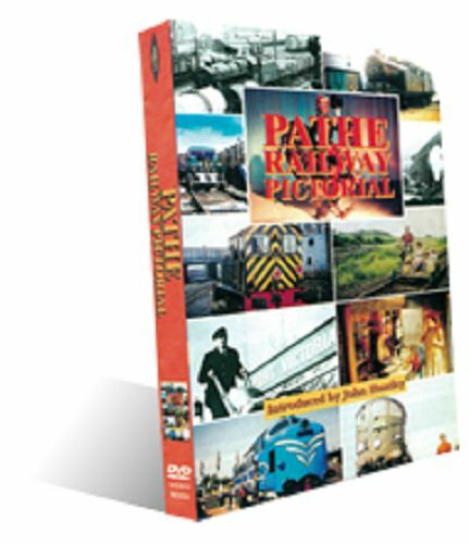 pathe Railway pictorial DVD