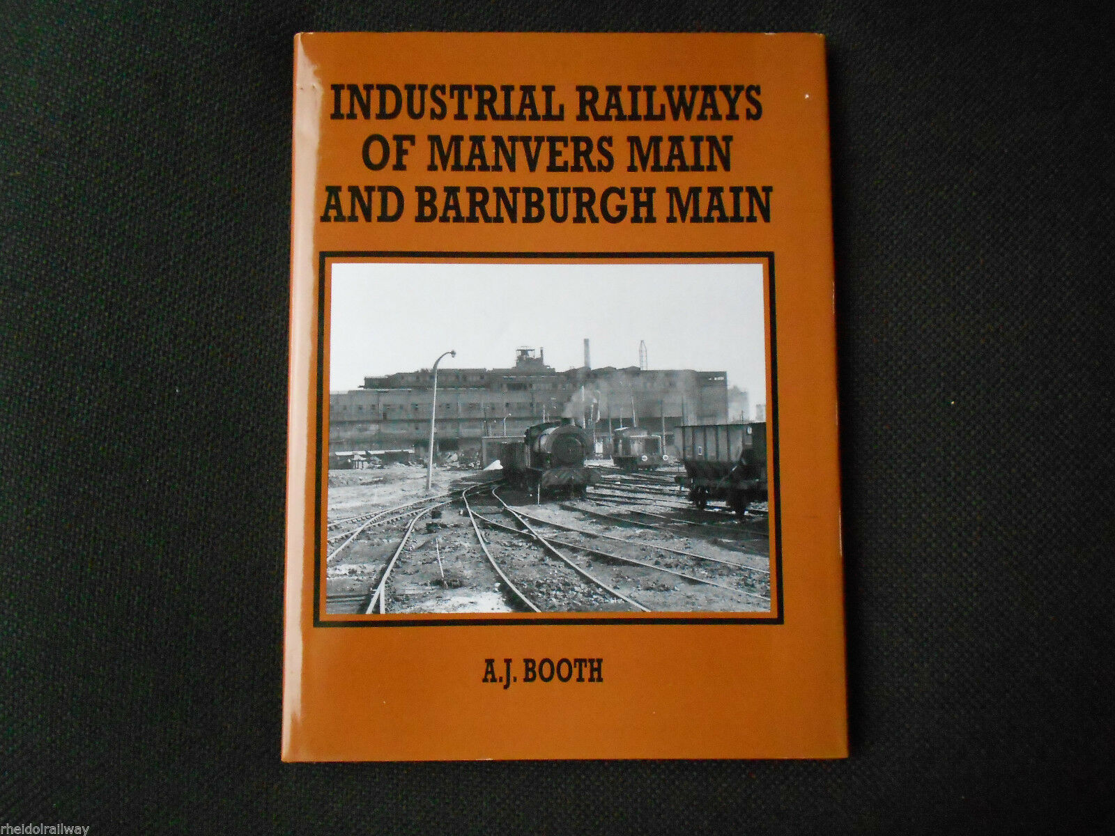 Manvers Main and Barnburgh Main Industrial Railways  by Adrian Booth...